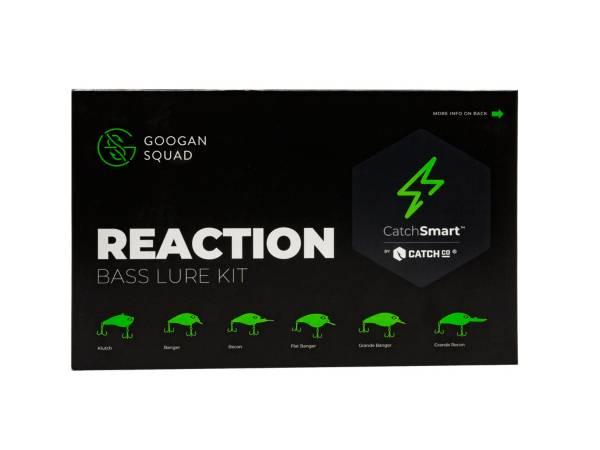 Googan Reaction CatchSmart Bass Fishing Kit Bundle product image