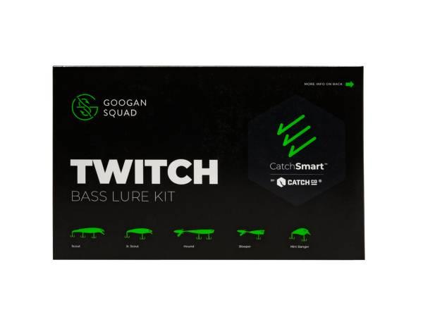 Googan Twitch CatchSmart Bass Fishing Kit Bundle product image