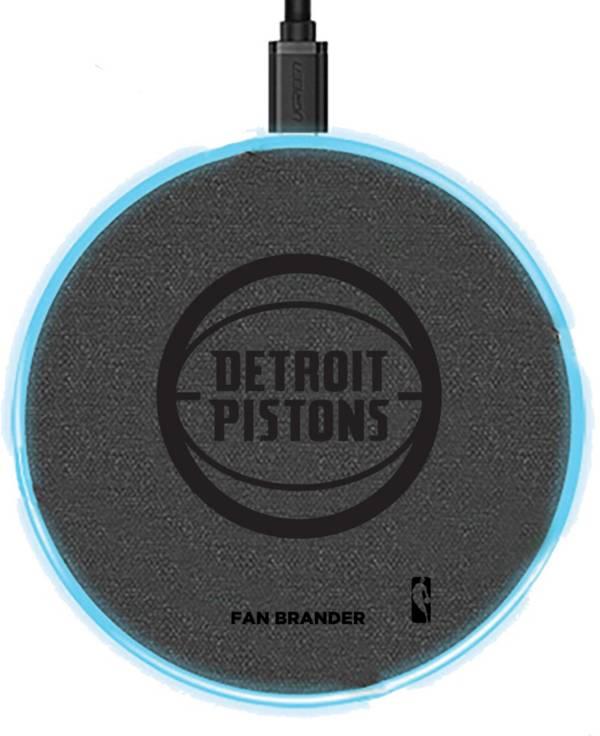 Fan Brander Detroit Pistons 15-Watt Wireless Charging Base product image