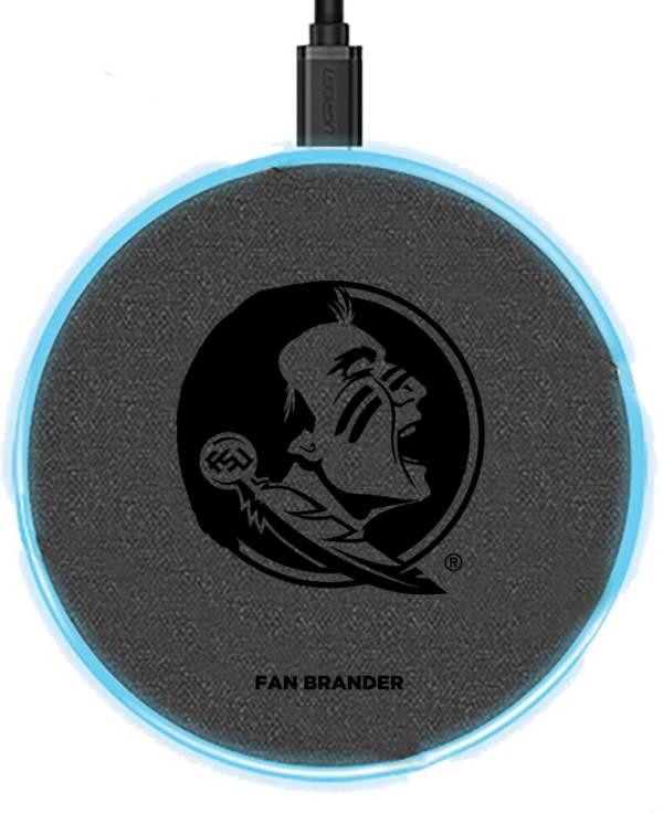 Fan Brander Florida State Seminoles 15-Watt Wireless Charging Base product image