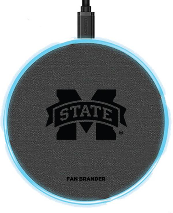 Fan Brander Mississippi State Bulldogs 15-Watt Wireless Charging Base product image