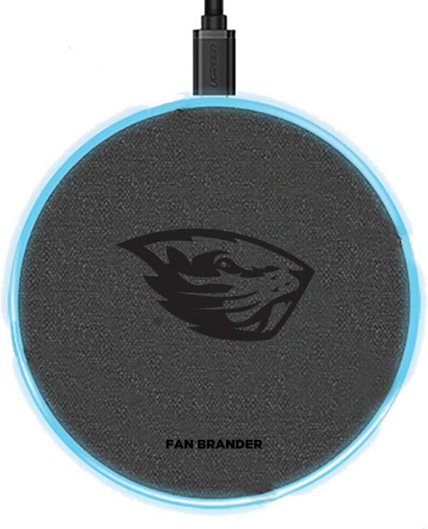 Fan Brander Oregon State Beavers 15-Watt Wireless Charging Base product image