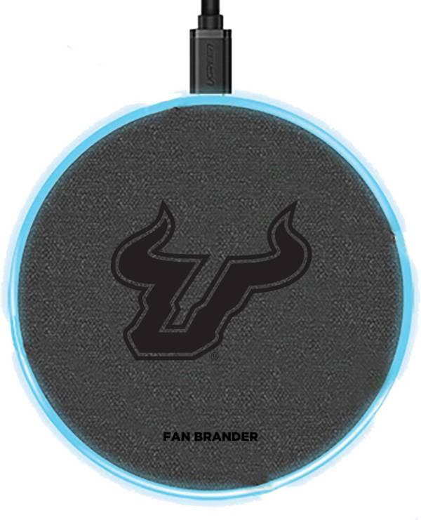 Fan Brander South Florida Bulls 15-Watt Wireless Charging Base product image