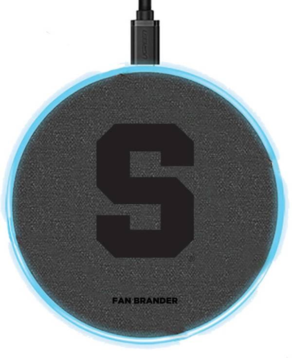 Fan Brander Syracuse Orange 15-Watt Wireless Charging Base product image
