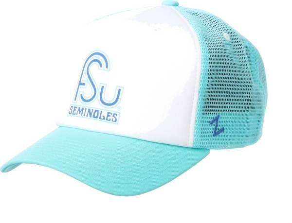 Zephyr Men's Florida State Seminoles Light Blue Beach Collection Adjustable Hat product image