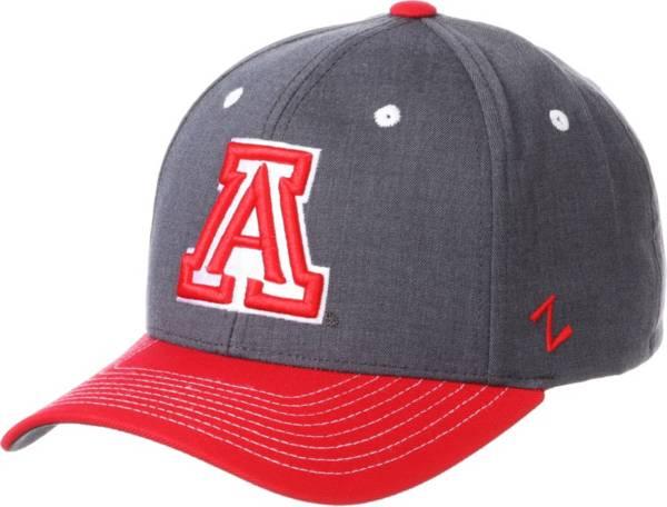Zephyr Men's Arizona Wildcats Grey Cedar Adjustable Hat product image
