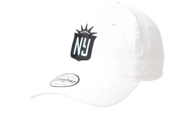 Zephyr Gotham FC Team White Adjustable Hat product image