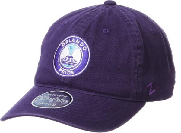 Zephyr Orlando Pride Team Purple Adjustable Hat product image