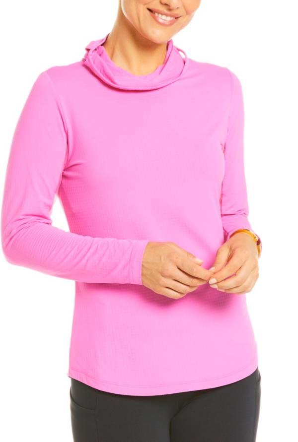 IBKUL Women's IBKareFUL Convertible Mock Golf Top product image