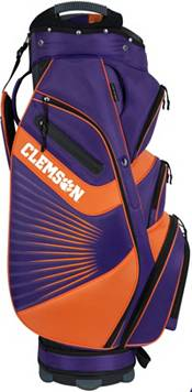 Team Effort The Bucket II Clemson Tigers Cooler Cart Bag product image