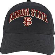 League-Legacy Men's Florida State Seminoles Relaxed Twill Adjustable Black Hat product image