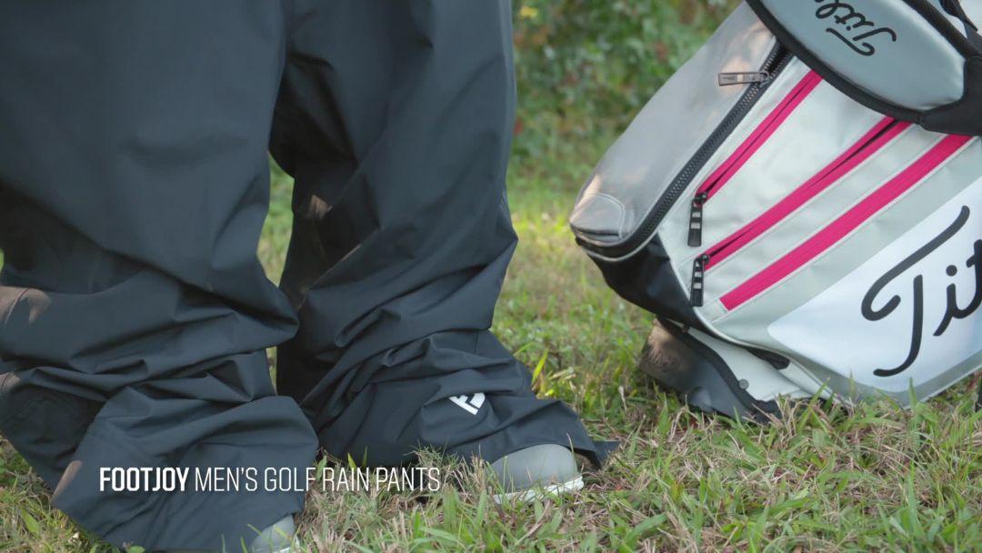 FootJoy Men's Golf Rain Pants