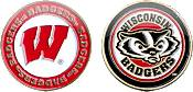 Team Golf Wisconsin Badgers Cap Clip product image