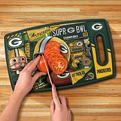 You The Fan Green Bay Packers Retro Cutting Board product image