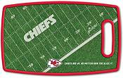 You The Fan Kansas City Chiefs Retro Cutting Board product image