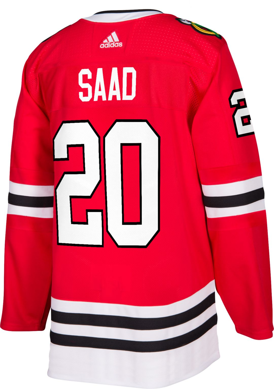 1a3f927d3 adidas Men's Chicago Blackhawks Brandon Saad #20 Authentic Pro Home Jersey 3
