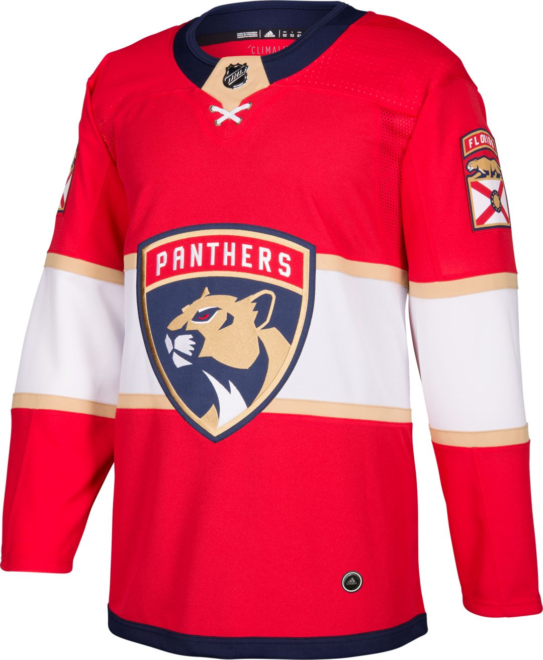 new concept 4b117 7a06f adidas Men s Florida Panthers Authentic Pro Home Jersey. noImageFound.  Previous. 1. 2