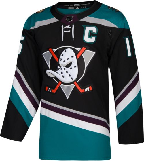 adidas Men s Anaheim Ducks Ryan Getzlaf  15 Authentic Pro Alternate Jersey a0d62365f