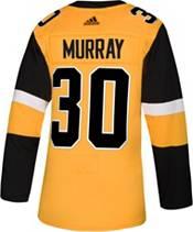 adidas Men's Pittsburgh Penguins Matt Murray #30 Authentic Pro Alternate Jersey product image