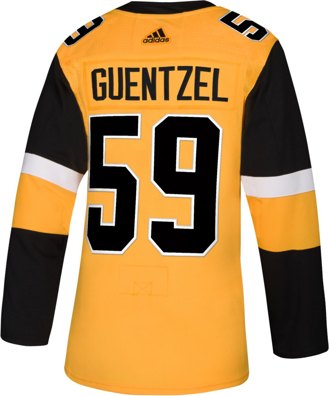 buy popular 7e710 7eae3 adidas Men's Pittsburgh Penguins Jake Guentzel #59 Authentic Pro Alternate  Jersey