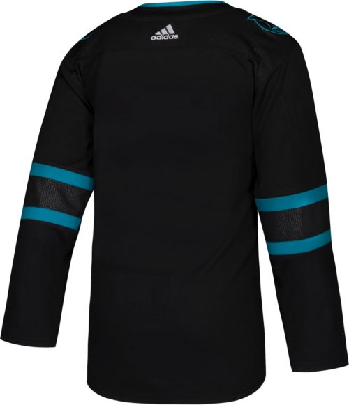 ed15bfaff52 ... france adidas mens san jose sharks authentic pro alternate jersey.  noimagefound. previous. 1