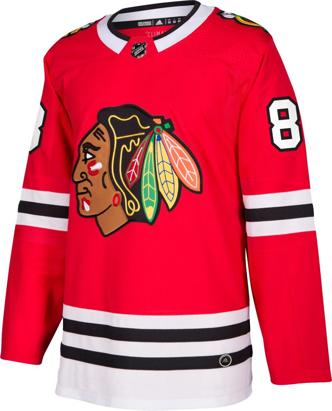 meet e40c4 cc5bf adidas Men's Chicago Blackhawks Patrick Kane #88 Authentic Pro Home Jersey