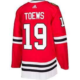a64c2be3b adidas Men's Chicago Blackhawks Jonathan Toews #19 Authentic Pro ...