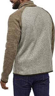 Patagonia Men's Better Sweater 1/4 Zip Pullover product image