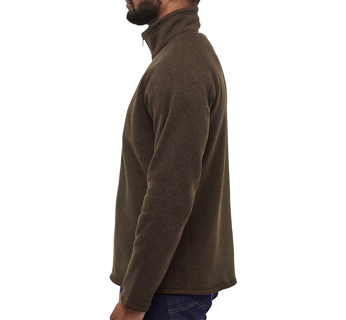 Patagonia Men's Better Sweater 1/4 Zip Pullover (Regular and Big & Tall) 4