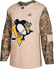 adidas Men's Pittsburgh Penguins Camo Authentic Pro Jersey product image