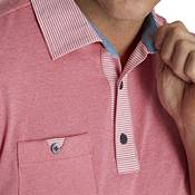 FootJoy Men's Lisle with Pinstripe Golf Polo product image