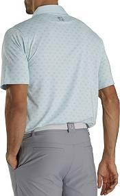 Footjoy Men's Lisle Weather Print Self Collar Polo product image