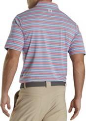 FootJoy Men's Lisle Traditional Stripe Golf Polo product image