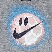 Nike Little Girls' Happy Soccer Ball Graphic T-Shirt product image