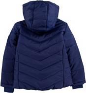Nike Girls' Colorblock Chevron Puffer Jacket product image