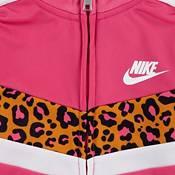 Nike Little Girls' Leopard Tracksuit 2-Piece Set product image