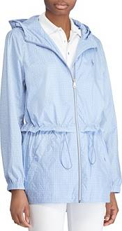 Polo Golf Women's Seersucker Hooded Golf Jacket product image