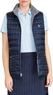 Ralph Lauren Golf Women's Reversible Golf Puffer Vest product image