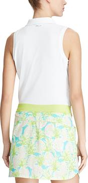 RLX Golf Women's Sleeveless Tailored Knit Golf Polo product image