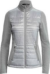 Ralph Lauren Women's Quilted Wool Full-Zip Jacket product image