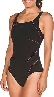 arena Women's Jewel Wing Back One Piece Swimsuit product image