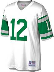Mitchell & Ness Men's New York Jets Joe Namath #12 White 1968 Away Jersey product image