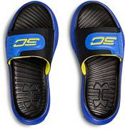 Under Armour Kids' Curry IV Slides product image