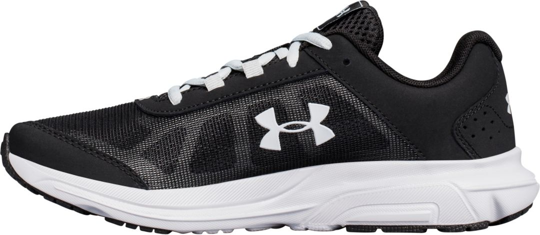 6e592c86daf Under Armour Kids' Grade School Rave 2 Running Shoes. noImageFound.  Previous. 1. 2. 3