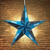 Little Earth Carolina Panthers Star Lantern product image