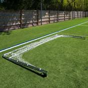 Franklin 12' x 6' Galvanized Steel Folding Soccer Goal product image