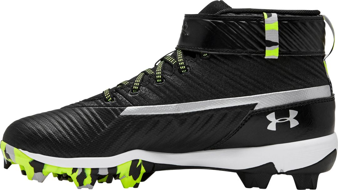 fe900278a Under Armour Kids  Harper 3 Mid Baseball Cleats 3
