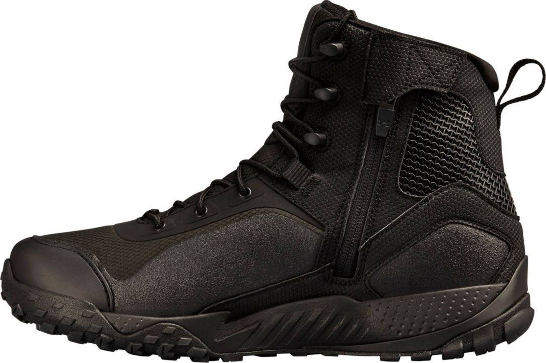 c4b8bef3b74 Under Armour Men's Valsetz RTS 1.5 Side Zip Tactical Boots