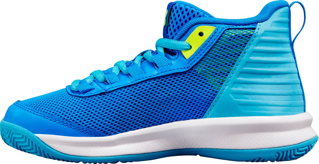 3eca0f31 Under Armour Kids' Preschool Jet 2018 Basketball Shoes