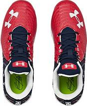 Under Armour Kids' Harper 4 RM LE Baseball Cleats product image